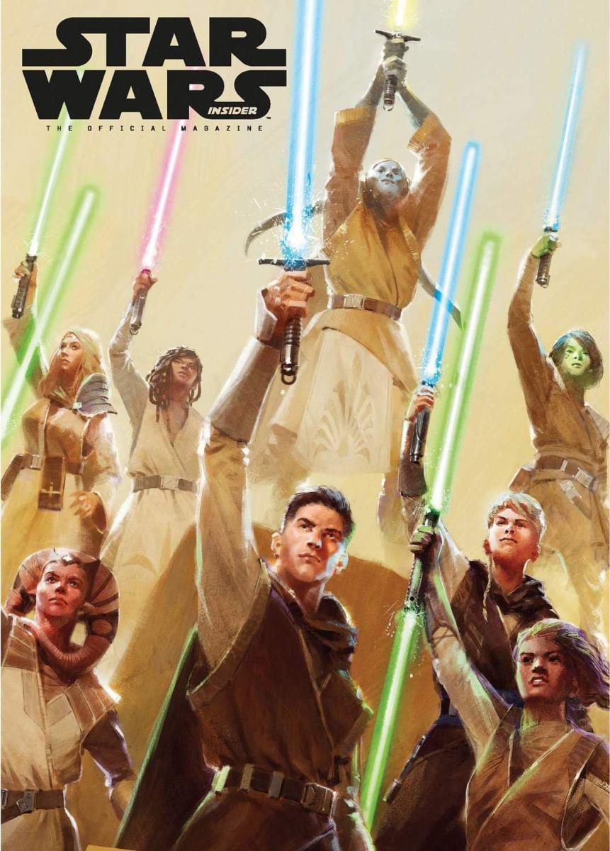 Star Wars Insider #199