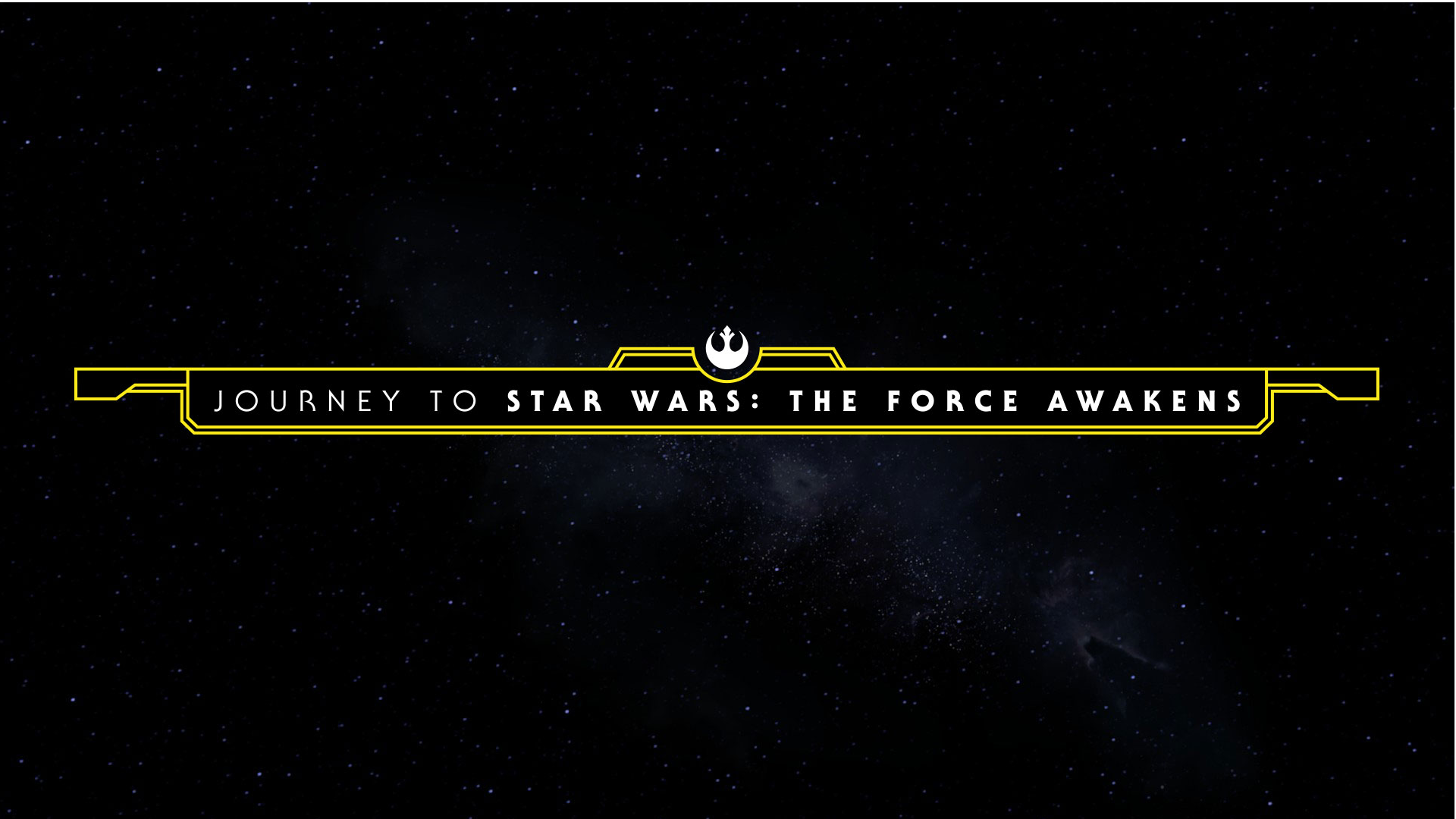 Journey To The Force Awakens