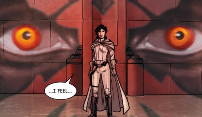 star wars l'impero a pezzi darth maul
