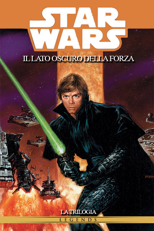 Dark Empire cartonato