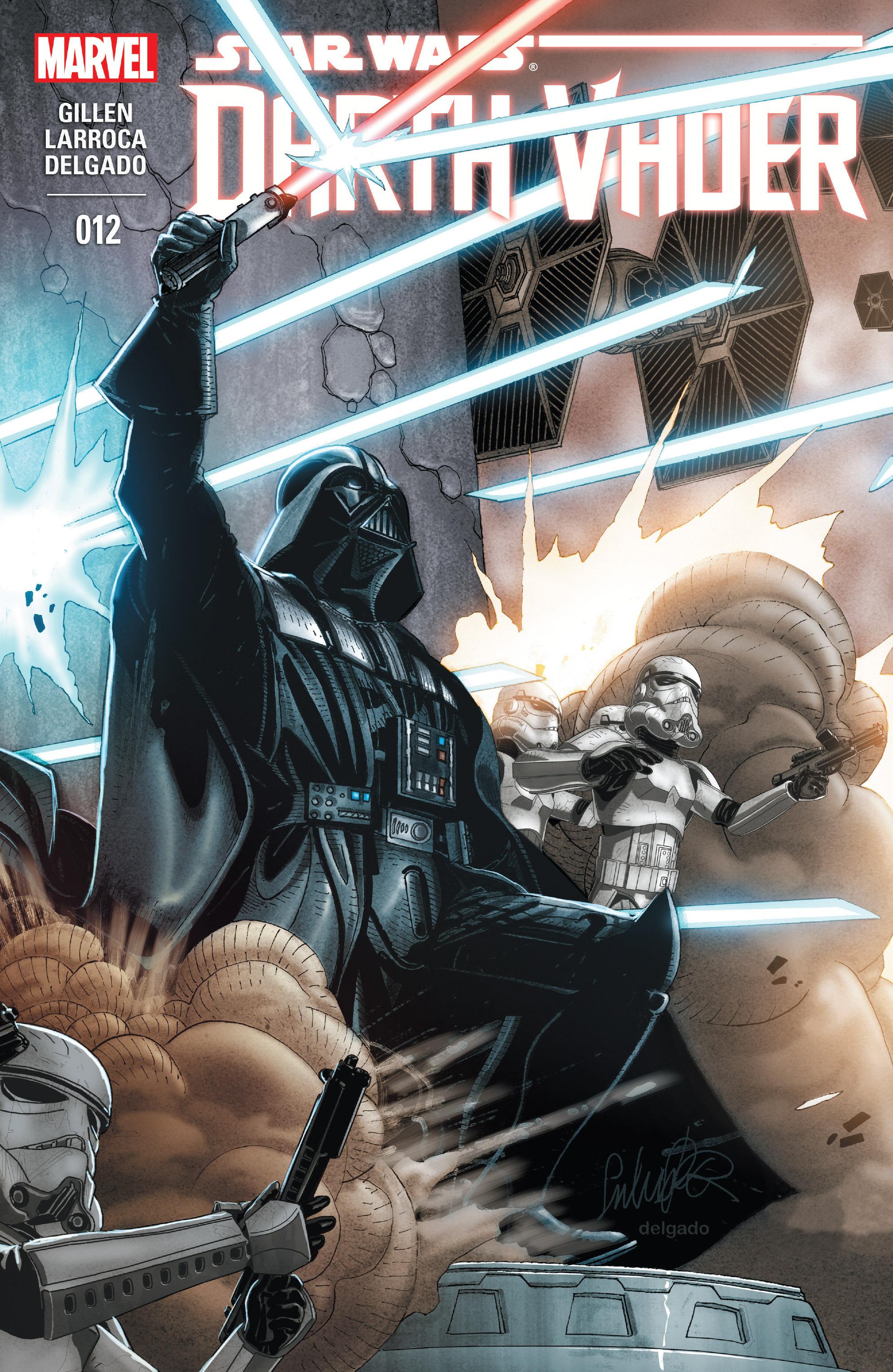 Darth Vader 10 cover USA