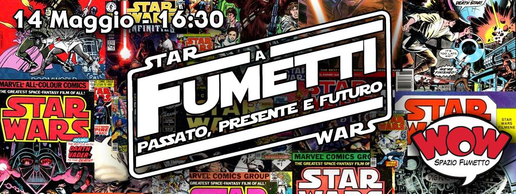 Star Wars a fumetti