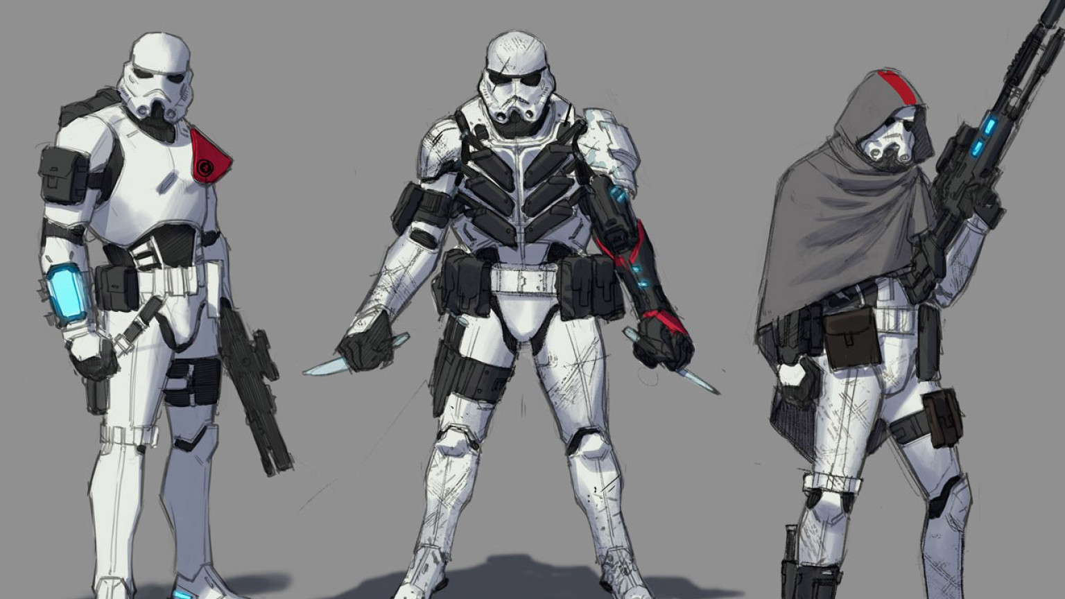Star Wars 21 concept evidenza