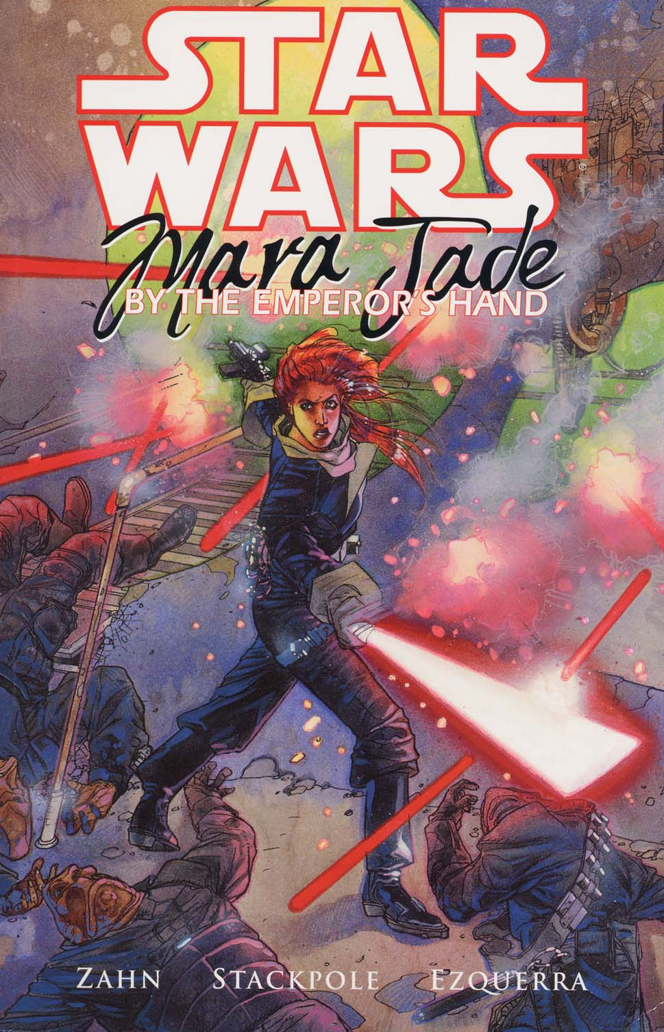Star Wars Legends Mara Jade