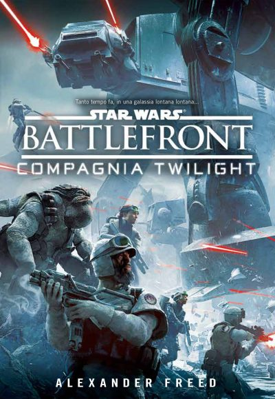 Star Wars Battlefront: Compagnia Twilight copertina