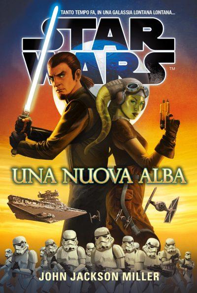 StarWars-UnaNuovaAlba-Copertina