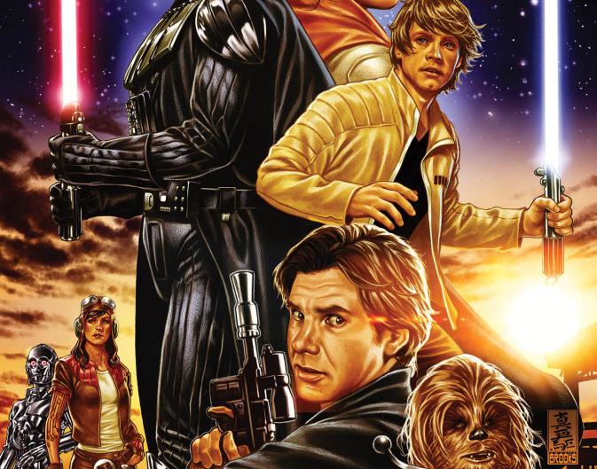 Darth Vader #13 evidenza