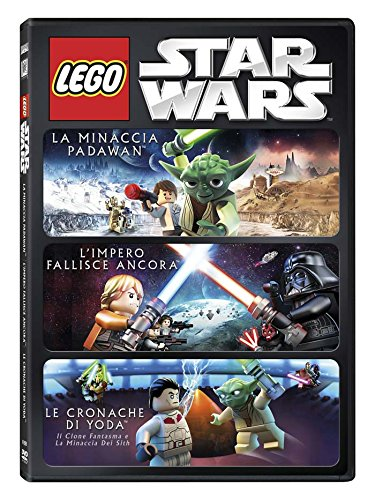 star wars a natale lego trilogia