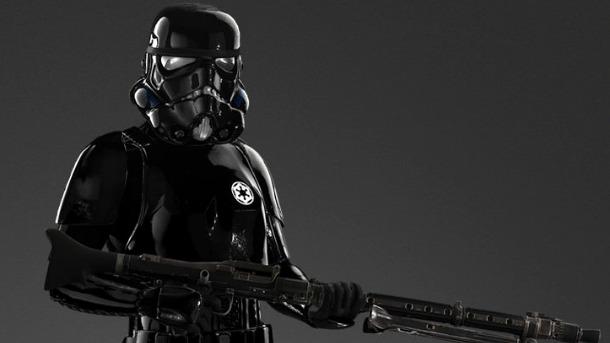 Shadow Trooper Battlefront
