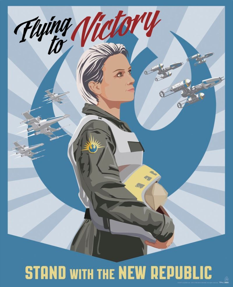 norra wexley Empire's End