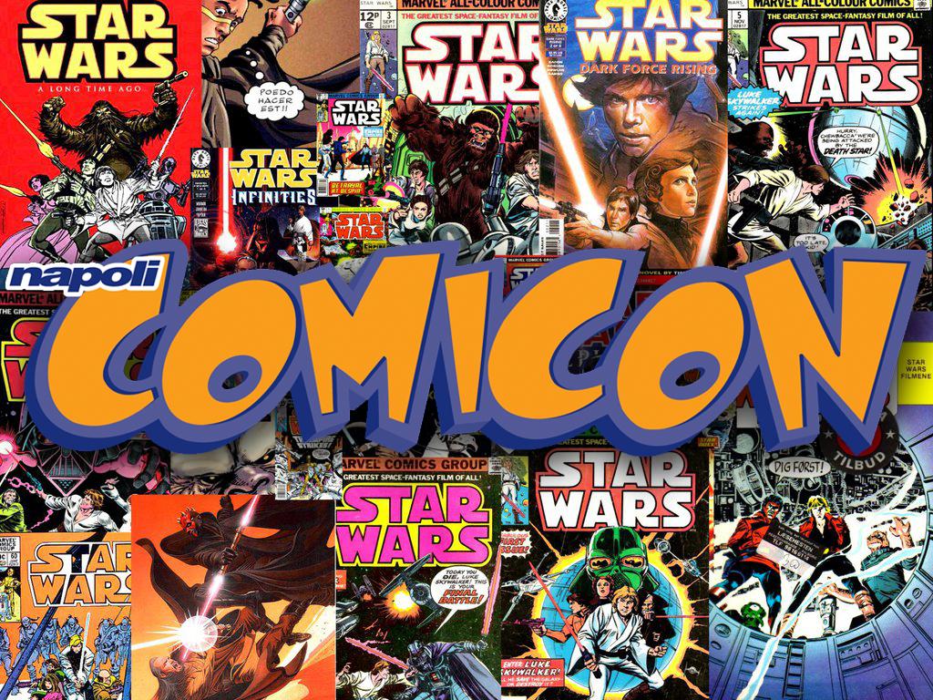 Panini Comics Star Wars Comicon