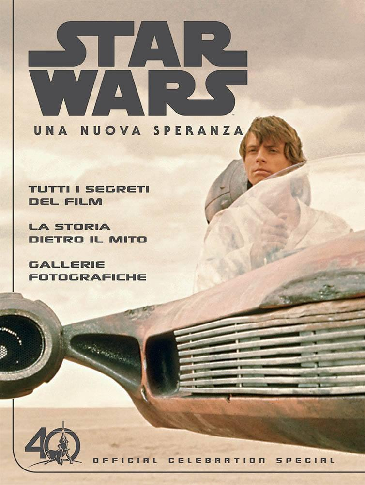 A New Hope Official Celebration Special Panini