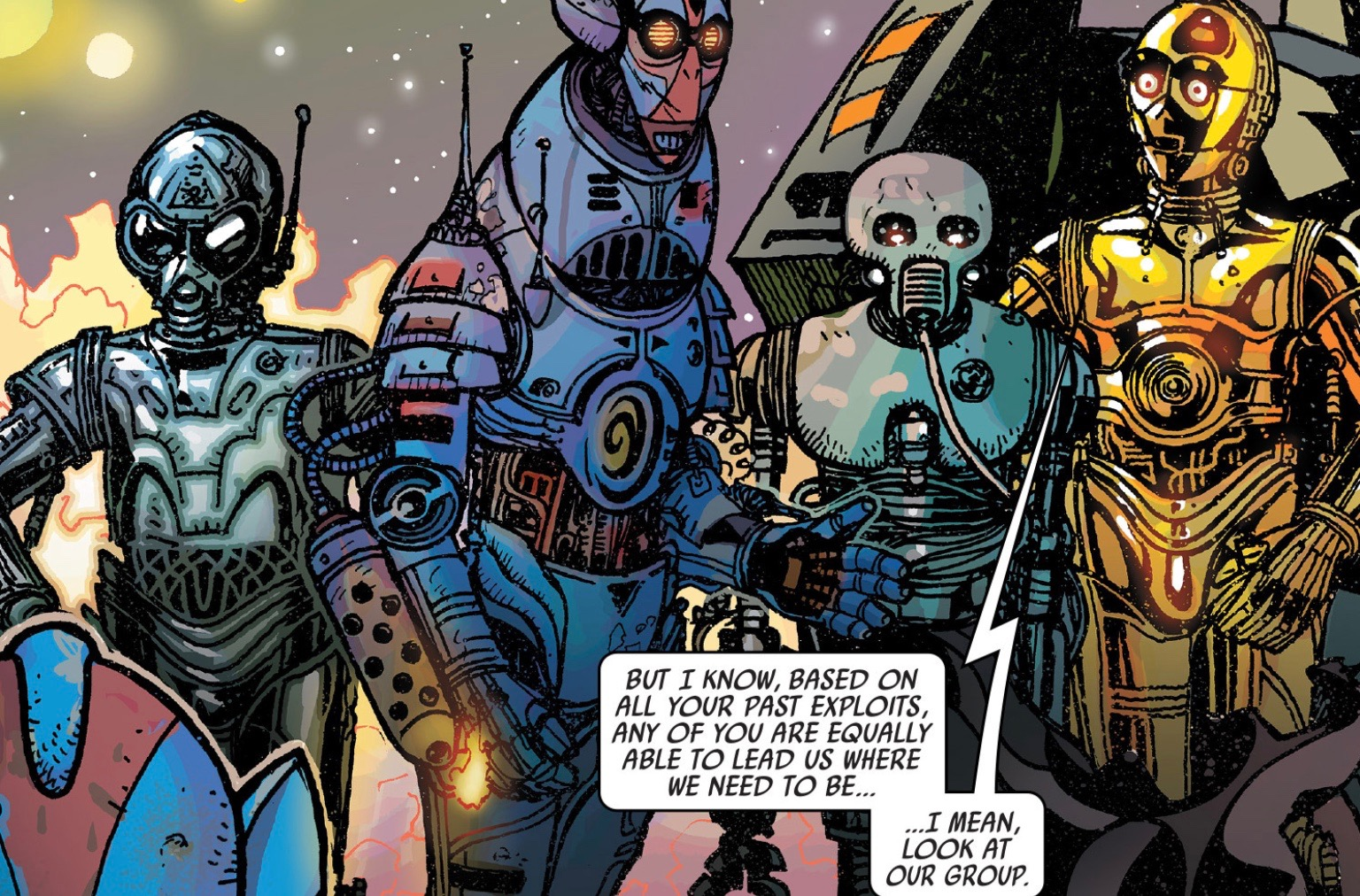 C-3PO Marvel