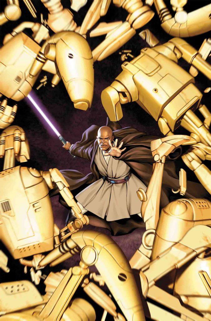 Star Wars: Jedi of the Republic Mace Windu cover