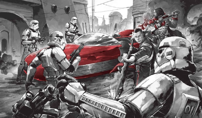 Guardians of the Whills Stormtroopers