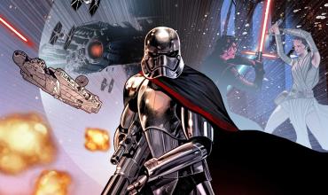 Capitano Phasma e Rogue One in arrivo a dicembre!