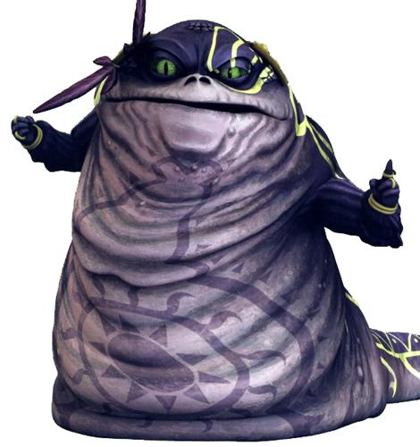 Star Wars LGBT Ziro the Hutt
