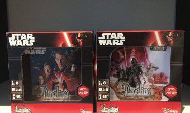 Timeline Star Wars coppia