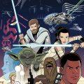 IDW rilascia l'introduzione a Star Wars Adventures in sei tavole