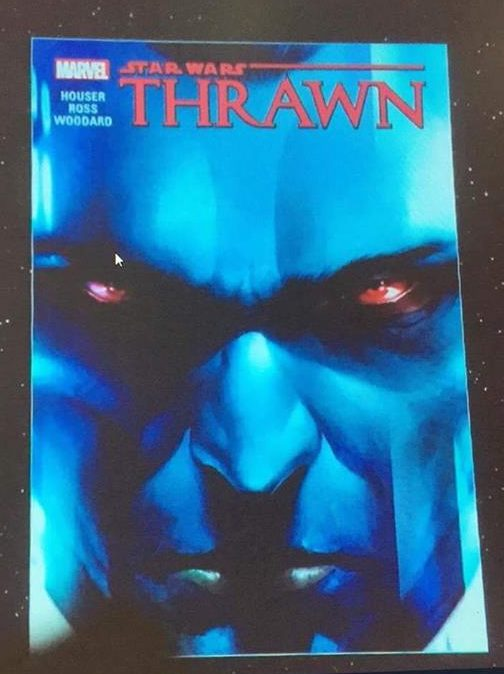 Thrawn marvel