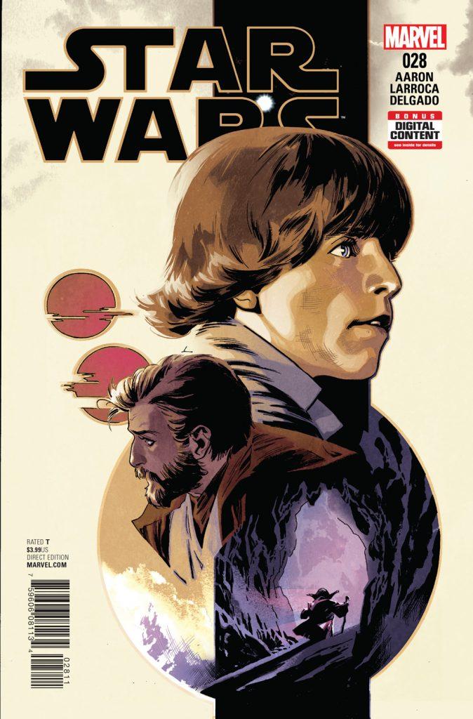 anteprima panini comics star wars #28