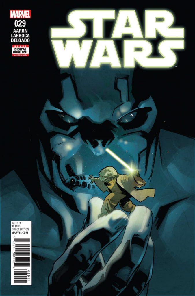 anteprima panini comics star wars #29