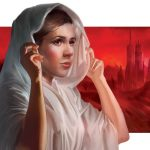 Leia Princess of Alderaan evidenza