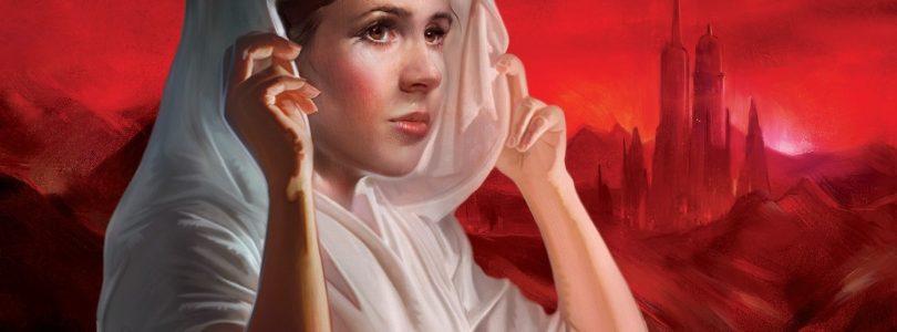 Leia Princess of Alderaan evidenza