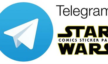 star wars comics sticker pack