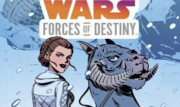 Leia Forces od Destiny IDW evidenza