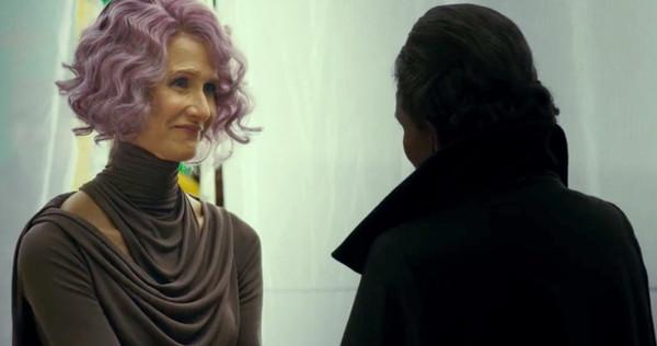 Amilyn Holdo Leia The Last Jedi