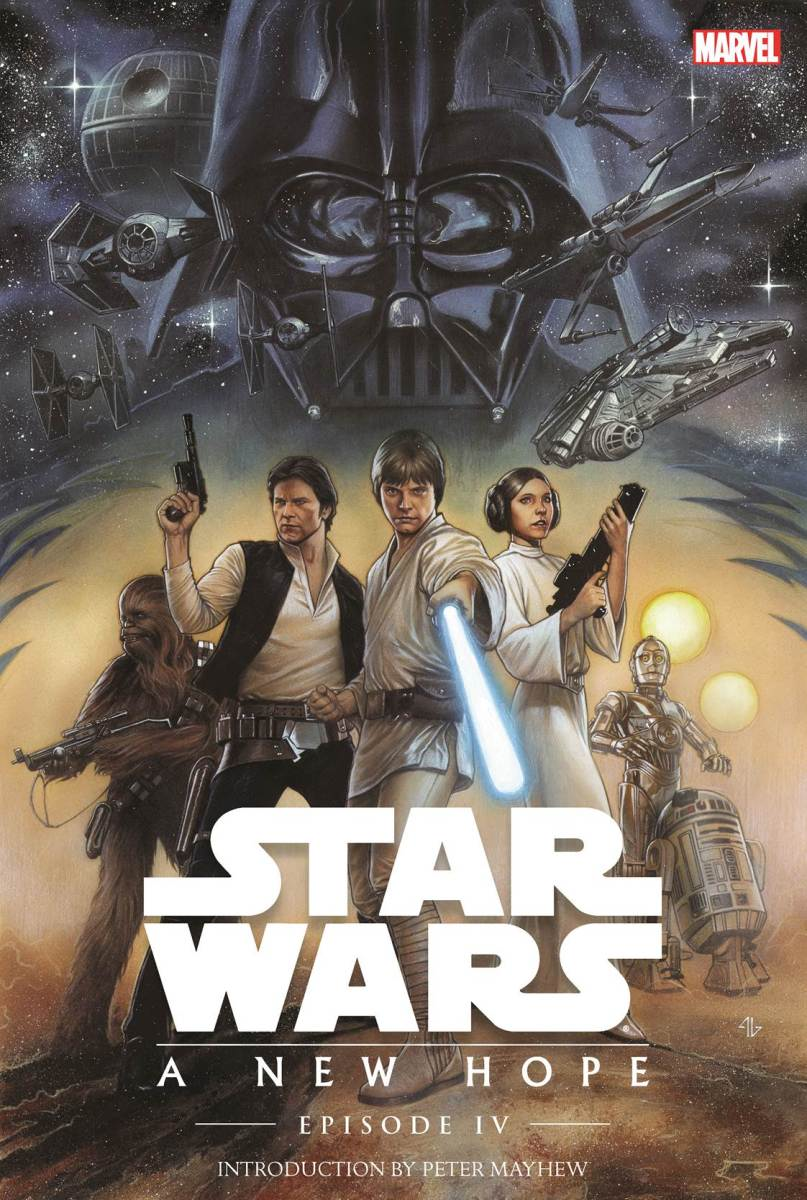 A New Hope Cover