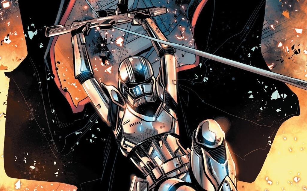 Captain Phasma Marvel 1
