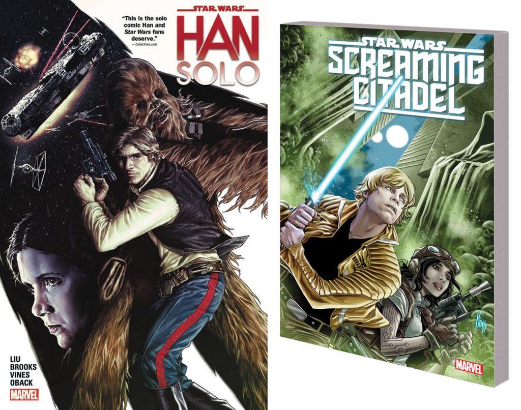 Panini Comics Star Wars Han Cittadella Urlante