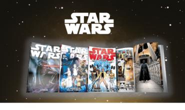 star wars gazzetta dello sport fumetti canon