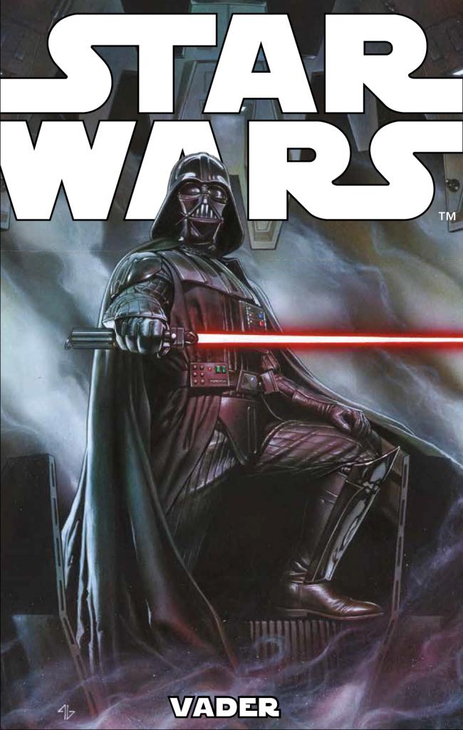 star wars gazzetta vader