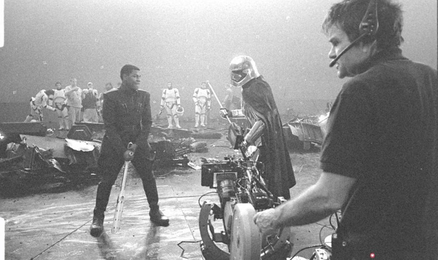 Rian Johnson The Last Jedi 2