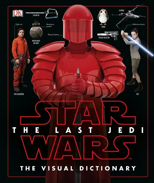 The Last Jedi Visual Dictionary cover