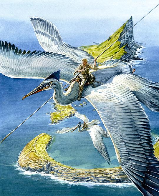 le leggende di luke skywalker a pesca nel diluvio
