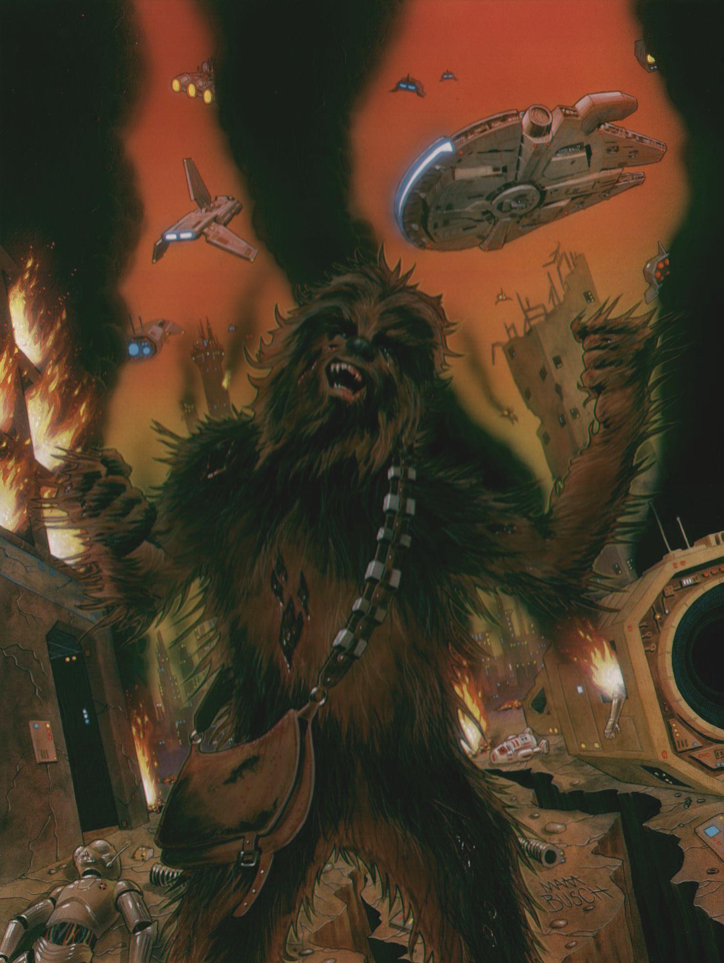 Chewbacca Vector Prime