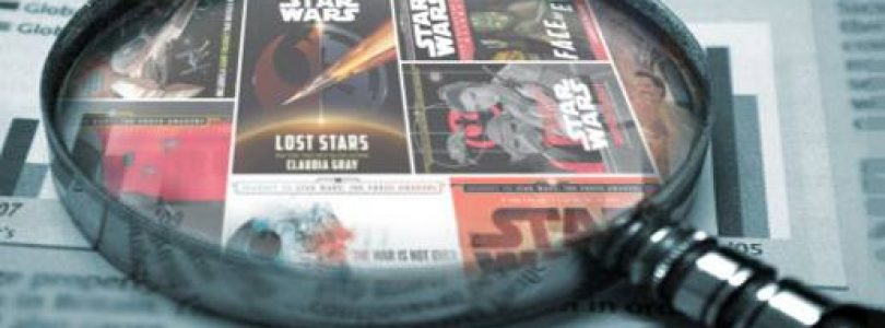 indagine libri di star wars