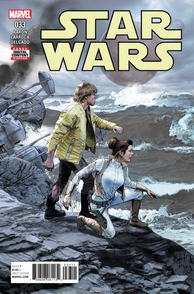 fumetti star wars #34