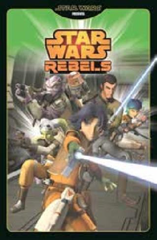 fumetti star wars rebels