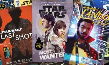 solo a star wars story libri