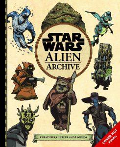 star wars alien archive