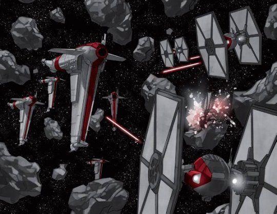 Cobalt Squadron bombardieri
