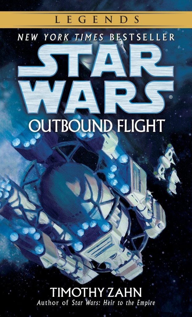 Outbound Flight cover B