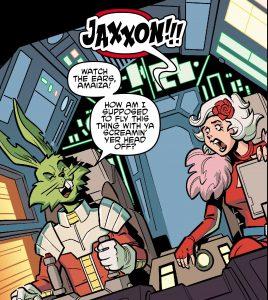 jaxxon star wars adventures