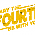 May the fourth be with you a Napoli e Caserta!