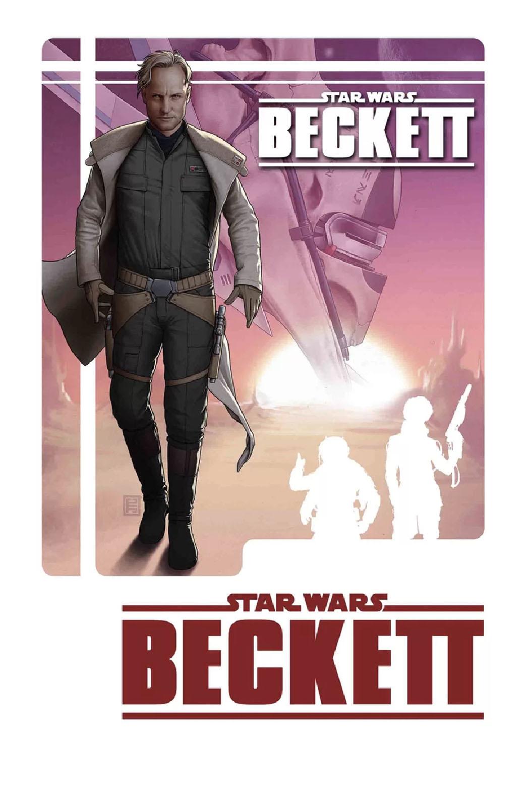 star wars beckett marvel